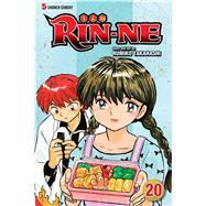 Rin-ne 20 by Takahashi, Rumiko; Dashiell, Christine; Waldinger, Evan; Whitley, Yukiko; Bates, Megan, 9781421580944