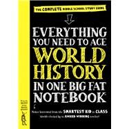 Everything You Need to Ace World History in One Big Fat Notebook by Vengoecheo, Ximena; Henry, Blake; Hall, Tim, 9780761160946