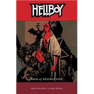 ISBN 9781593070946 product image for Hellboy 1: Seed of Destruction | upcitemdb.com