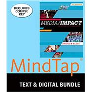 Bundle: Media/Impact: An Introduction to Mass Media, Loose-leaf Version, 12th + MindTap Communication, 1 term (6 months) Printed Access Card by Biagi, Shirley, 9781305940949