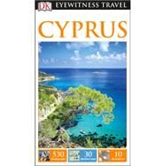 Dk Eyewitness Cyprus by Dorling Kindersley, Inc., 9781465440952