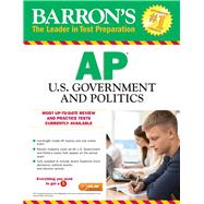 Barron's Ap U.s. Government and Politics by Lader, Curt, M.a., 9781438010953