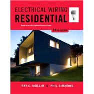 Electrical Wiring Residential by Mullin/Simmons, 9781285170954