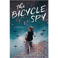 The Bicycle Spy by McDonough, Yona Zeldis, 9780545850957