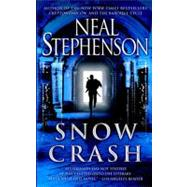 Snow Crash by STEPHENSON, NEAL, 9780553380958