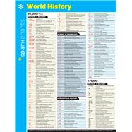 World History SparkCharts by Unknown, 9781411470958