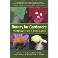 Botany for Gardeners by Capon, Brian, 9781604690958