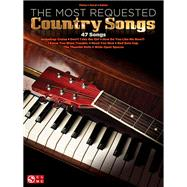 The Most Requested Country Songs by Hal Leonard Publishing Corporation, 9781480390959