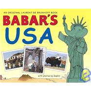 Babar's USA by de Brunhoff, Laurent, 9780810970960