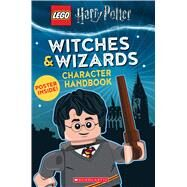 Witches and Wizards Character Handbook (LEGO Harry Potter) by Swank, Samantha, 9781338260960