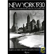 New York 1930 by STERN, ROBERT A.M.GILMARTIN, GREGORY F., 9780847830961