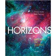 Horizons: Exploring the Universe by Seeds/Backman, 9781305960961