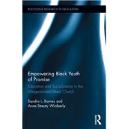 Empowering Black Youth of Promise: Education and Socialization in the Village-minded Black Church by Barnes; Sandra L., 9781138640962