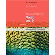 New Perspectives Microsoft Office 365 & Word 2016 Intermediate by Shaffer, Ann; Pinard, Katherine T., 9781305880962