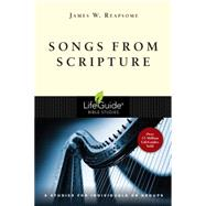 Songs from Scripture by Reapsome, James W., 9780830810963