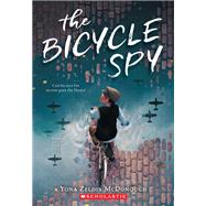 The Bicycle Spy by McDonough, Yona Zeldis, 9780545850964