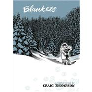 Blankets by Thompson, Craig, 9781603090964