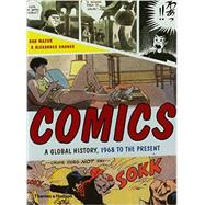 Comics: A Global History, 1968 to the Present by Mazur, Dan; Danner, Alexander, 9780500290965