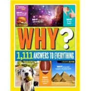 National Geographic Kids Why? by BOYER, CRISPIN, 9781426320965