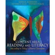 Content Area Reading and Literacy Succeeding in Today's Diverse Classrooms Plus MyEducationLab with Pearson eText -- Access Card Package