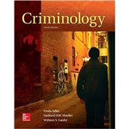 LooseLeaf for Criminology by Adler, Freda; Laufer, William; Mueller, Gerhard O., 9780078140969