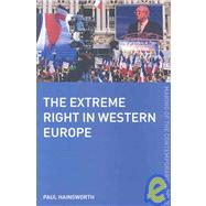 The Extreme Right in Europe by Hainsworth; Paul, 9780415170970