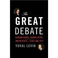 The Great Debate by Yuval, Levin, 9780465050970