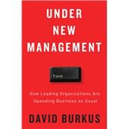 Under New Management by Burkus, David, 9780544630970