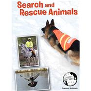 Search and Rescue Animals by McKenzie, Precious, 9781634300971