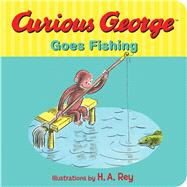 Curious George Goes Fishing by Rey, H. A., 9780544610972
