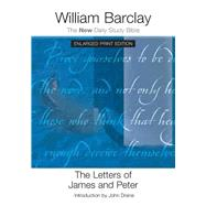 The Letters of James and Peter by Barclay, William, 9780664260972