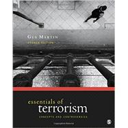 Essentials of Terrorism by Martin, Clarence Augustus, 9781506330976