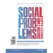 Social Problems, Books a la Carte Edition & REVEL -- Access Card--for Social Problems Package by Macionis, John J., 9780134090979
