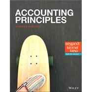 ACCOUNTING PRINCIPLES by Unknown, 9781119410980