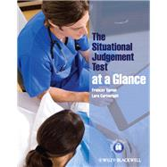 The Situational Judgement Test at a Glance by Varian, Frances; Cartwright, Lara, 9781118490983