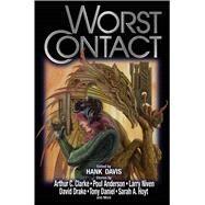 Worst Contact by Davis, Hank, 9781476780986