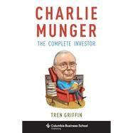 Charlie Munger by Griffin, Tren, 9780231170987