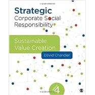 Strategic Corporate Social Responsibility by Chandler, David, 9781506310992