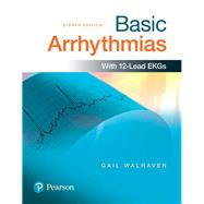 Basic Arrhythmias by Walraven, Gail, 9780134380995