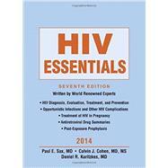 HIV Essentials 2014 by Sax, Paul E., M.D.; Cohen, Calvin J., M.d.; Kuritzkes, Daniel R., M.D., 9781284051001