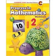 Progress in Mathematics©2014 Grade K Student Workbook (88708) by SADLIER, 9780821551004