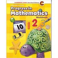 Progress in Mathematics 2014 Grade K Student Workbook (88708) by SADLIER, 9780821551004