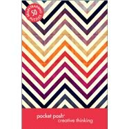 Pocket Posh Creative Thinking 50 Brain-Training Puzzles by The Puzzle Society, 9781449451004