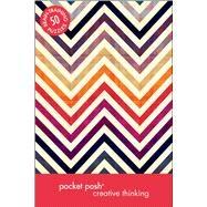 Pocket Posh Creative Thinking 50 Brain-Training Puzzles by The Puzzle Society, 9781449451004