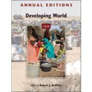 Annual Editions: Developing World 12/13 by Griffiths, Robert, 9780078051005