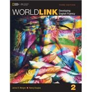 World Link 2: Student Book with My World Link Online by Douglas, Nancy; Morgan, James R.; Stempleski, Susan, 9781305651005