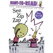 See Zip Zap by Milgrim, David, 9781534411005
