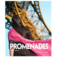 Promenades, 2nd edition Textbook & Supersite Plus Code (w/ WebSAM + vText) by VHL, 9781618571007