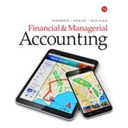 Bundle: Financial & Managerial Accounting, Loose-Leaf Version, 14th + CengageNOWv2, 2 terms Printed Access Card, 14th Edition by Warren/Reeve/Duchac, 9781337591010