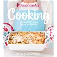 American Girl Cooking by Williams-Sonoma; American Girl, 9781681881010